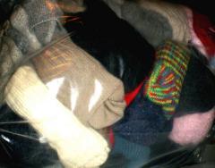 Носки зимові секонд хенд із Англії