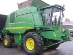 Зерноуборочный комбайн John Deere WTS9680