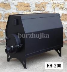 Газогенераторная печь-калорифер  КН 200