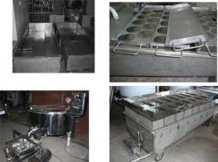 Пресс-стол для сыров СВВ-10/2.02 в Одессе
