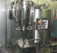 The forming device of Braid cheese CBB-10/2.03 in