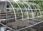 Section 4kh2kh2,5m for galvanized framework of