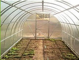 The extending sections for greenhouses 3 m wide.