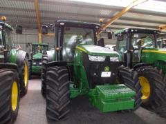 John Deere 7280R tractors