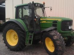 Тракторы John Deere 6830 Premium