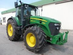 Тракторы John Deere 7830