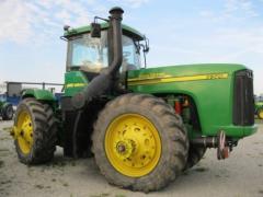Тракторы John Deere 9320