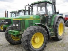 Тракторы John Deere 6910S