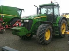 Тракторы John Deere 7820