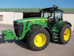 Тракторы John Deere 8530