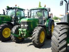 Тракторы John Deere 6910