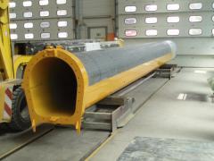 Arrow for KC-4574.63.100 truck cranes