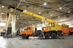 Arrow for the KS-4574, KS-3575 truck crane