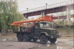 Вышка телескопическая ТВ-26Е и ТВ-26Е.2 на базе шасси автомобиля ЗИЛ-433420 и ЗИЛ-433422
