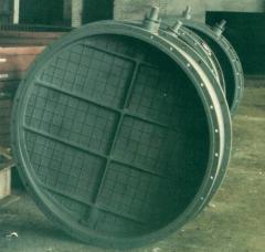 Клапаны плотные пылегазовоздухопроводов