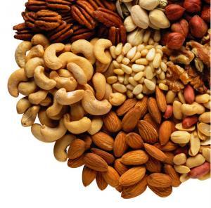 Ядро орехов: фундук, фисташка, орех грецкий,