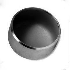 Cap steel welded GOST 17379-2001