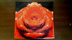 Decorative pillowcase press 3 d