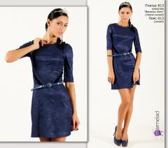 Платье 813 Пояс 013