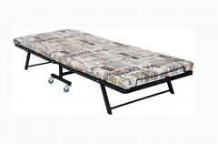 Folding bed, TR-1 folding bed