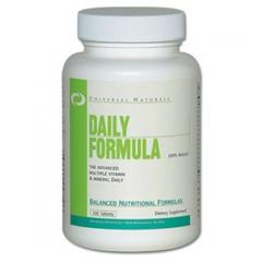 Витамины+минералы Daily Formula, 100 таб