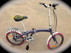 "Ventura Cityline 20 bicycle"" folding"