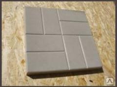 Тротуарная плитка из гранита.От производителя  Anklar.