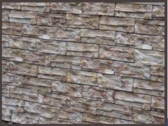 Плитка фасадная под камень.