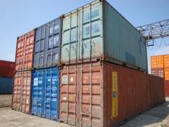 Контейнеры морские 20,40 футов с доставкой,