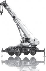 Żuraw zwarty Terex RC 45