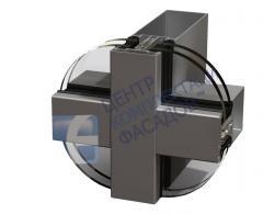 Стоечно-ригельная система Kmd F50