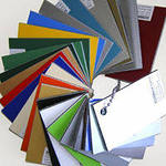 Composite panels Wide choice of flowers