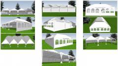 Конструкция - Элит, обеспечивает шатровое покрытие