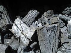 Charcoal Oak, exports from Ukraine