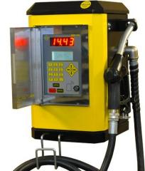 Pumps, metering stations for fuels and lubricants