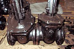Latch pig-iron 30ch6br Du-250 Ru10
