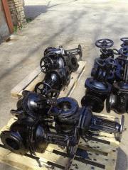Latch pig-iron 30ch6br Du-200 Ru10