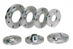Фланцы стальные плоские Ду150 Ру10
