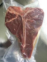 Beef Porterhouse steak (HALAL) - Govyadina, stake