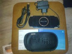 Game console PSP-3004 PB