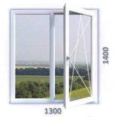 Окно металлопластиковое Aluplast