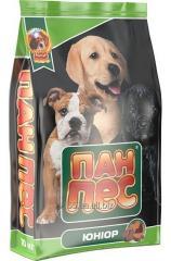 Puppy food Pang Dog Yunior