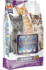 Корм для котят Пан-Кот Класик