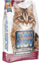 Dry feed for cats Pang-Kot Guovyadinga