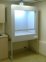 Furniture laboratory for chemical laboratories