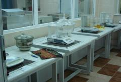 Tables for laboratory scales
