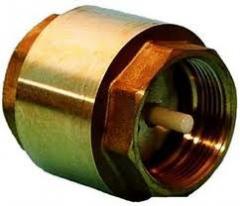 Клапан муфтовый Ду40