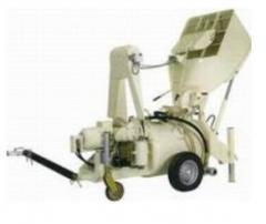 BMS Worker E 650 pneumosupercharger