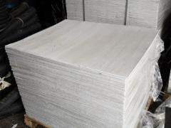 Asbokarton - an asbestine cardboard of KAON of