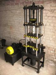 Automatic molding machine vertical VLM150M4